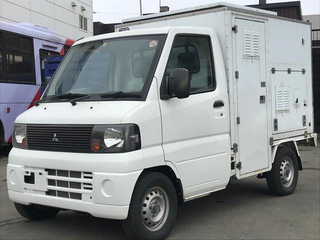 三菱 4WD・トイレカー・電光掲示板付・エアコン・パワステ