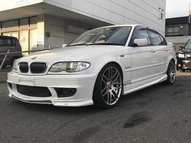 BMW 3シリーズ 325i ETC AW パワーシート