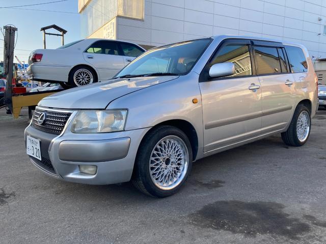 トヨタ サクシードバン ULターボ Xパッケージ