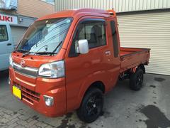 ハイゼットトラックジャンボ 2.5インチリフトアップ 4WD