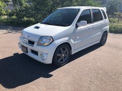 Keiワークス4WD 5M/T ターボ 車高調 エアクリ レカロシート