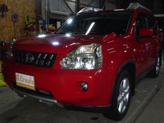 エクストレイル20X 4WD ナビ 地デジ シートヒーター インテリキー