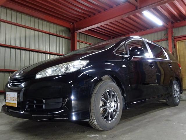 トヨタ 1.8X 4WD SDナビ 地デジ VSC キーレス ETC