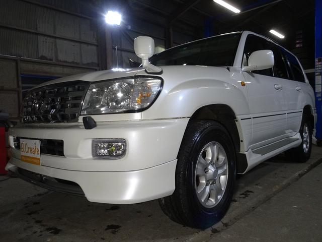 トヨタ VXリミテッド Gセレ 1ナンバー 4WD ナビ サンルーフ