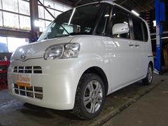 タントG 4WD パワスラ HDDナビ 黒革調シートカバー 地デジ