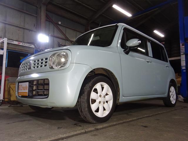 スズキ X 4WD スマートキー シートヒーター ツートンカラー ホワイトルーフ ドアバイザー プッシュスタート