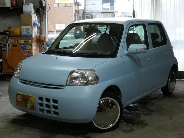 ダイハツ X 4WD
