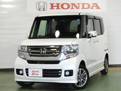 N BOXカスタム G・Lパッケージ 4WD 防錆加工済 HID