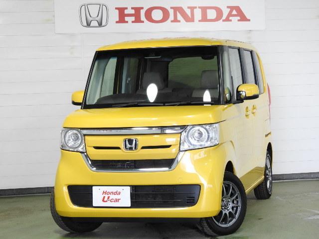 ホンダ N-BOX G・Lホンダセンシング サポカーS ナビ リアカメラ 4WD