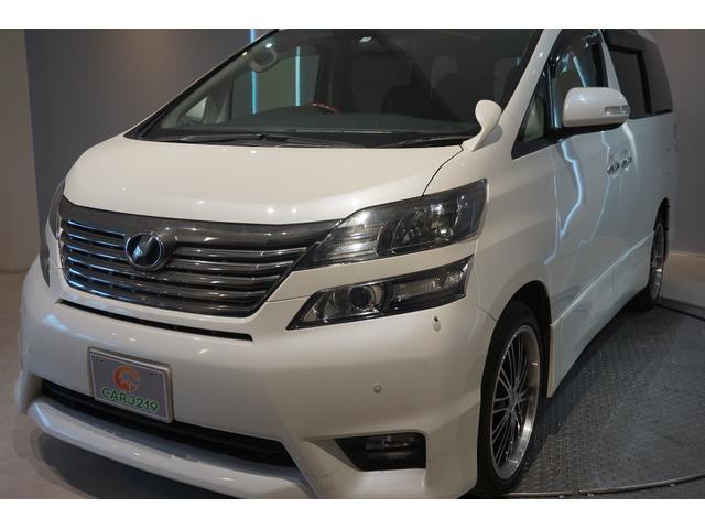 トヨタ 2.4Z 4WD フリップダウンモニター パワスラ HID
