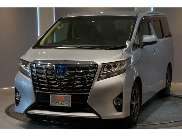 トヨタ X 車検平成33年4月 純正9.2インチナビ