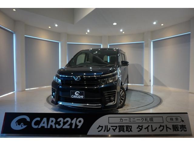 トヨタ ZS 4WD 7人乗 新品VRX2&AW付 後席モニター