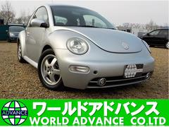 VW ニュービートル2.0 ETC付 自社保証付き
