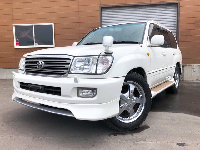 トヨタ VXリミテッドGセレクション パワーシート サンルーフ 軽油