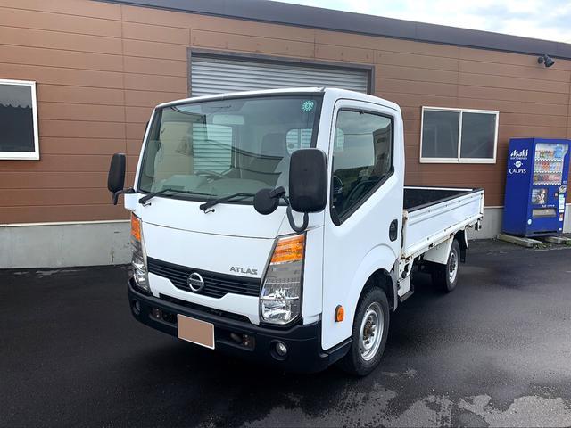 日産 アトラストラック フルスーパーローDX 4WD 低床車