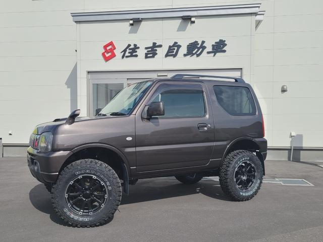 スズキ ジムニー XC 4WD マニュアル CD