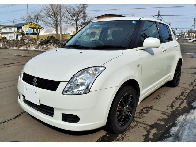 スズキ 1.3XE 4WD 5速マニュアル ABS 車検整備付