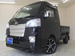 ハイゼットトラックジャンボ 4WD 5MT ワンオーナー