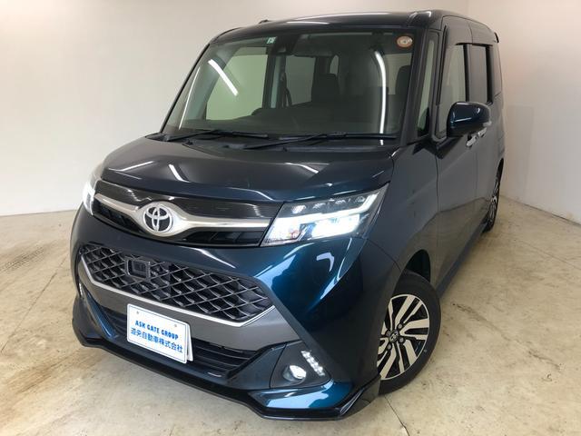 トヨタ タンク カスタムG S ワンオーナー 夏冬タイヤ付