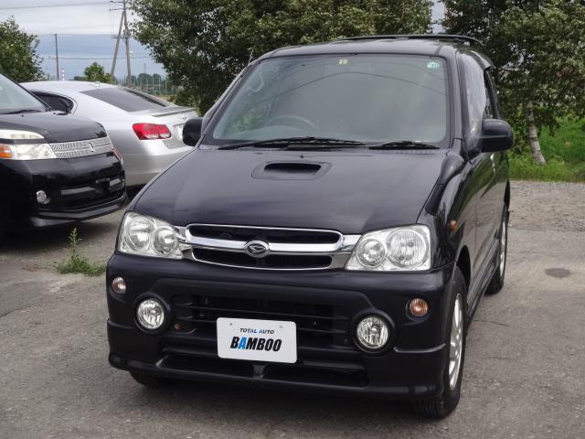 ダイハツ エアロダウンカスタムX 4WD 距離無制限1年保証