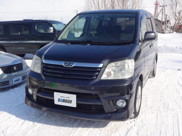 トヨタ 4WD 夏冬タイヤ付キーレスナビTV