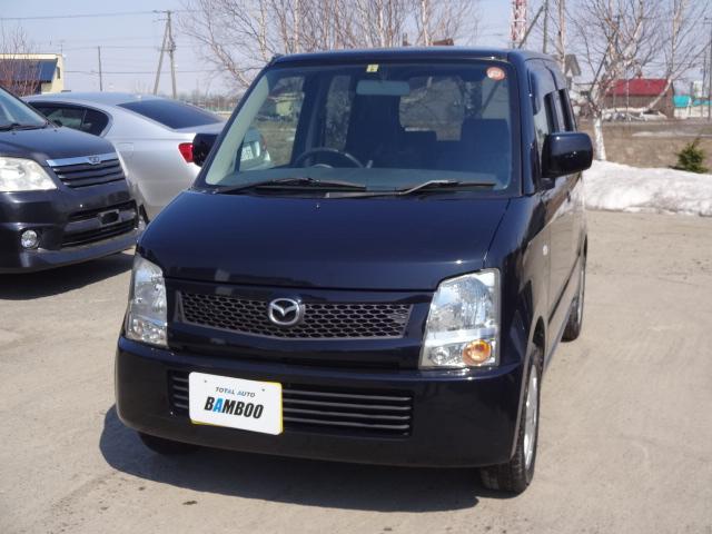 マツダ FX 4WD 距離無制限1年保証
