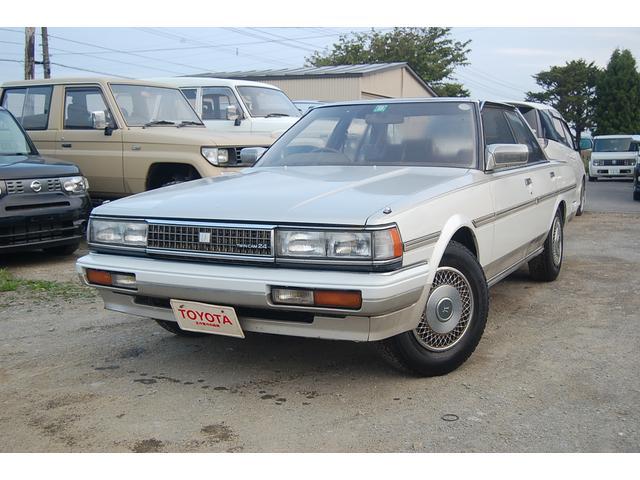 トヨタ クレスタ スーパールーセント ツインカム24 GX71