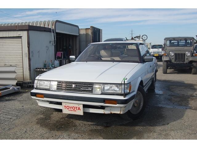 トヨタ グランデ ツインカム24 GX71