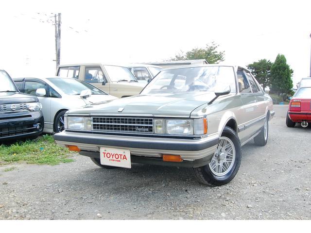 トヨタ スーパールーセント GX61