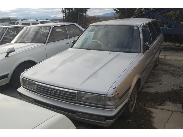 「トヨタ」「マークIIワゴン」「ステーションワゴン」「北海道」の中古車
