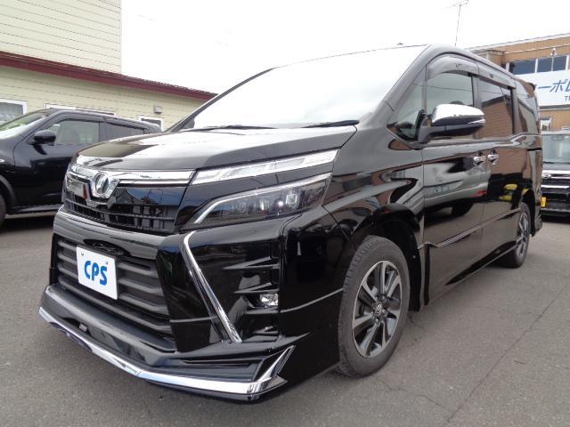 「トヨタ」「ヴォクシー」「ミニバン・ワンボックス」「北海道」の中古車