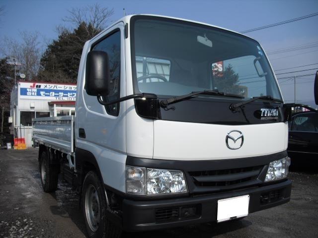 「マツダ」「タイタンダッシュ」「トラック」「北海道」の中古車