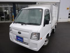 サンバートラックTB 4WD 保冷車 パワステ エアコン