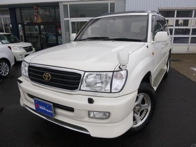 トヨタ VXリミテッド Gセレクション 4WD 本皮 サンルーフ