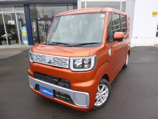 ダイハツ L SA 4WD 左Pドア LED エコアイドル