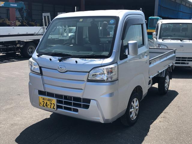 ダイハツ スタンダード 4WD 5速マニュアル 走行3.6万キロ