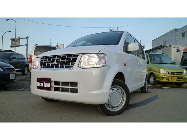 三菱 M 4WD AT シートヒーター ナビTV ECOモード
