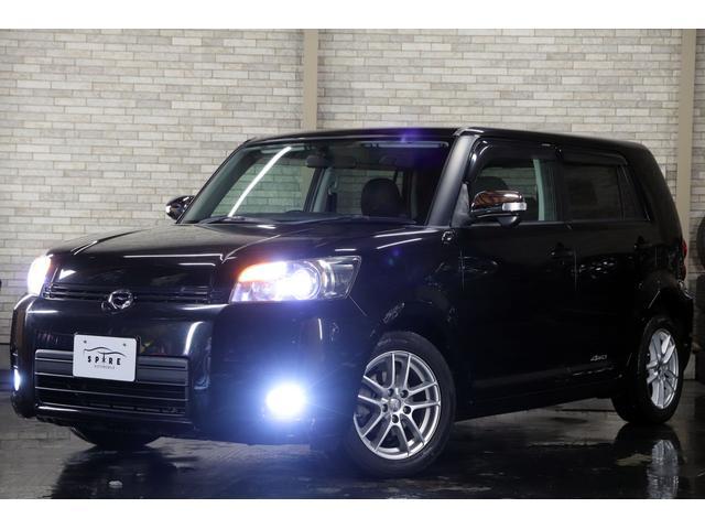 トヨタ 1.8S 4WD ローダウン 外16AW 新4灯HID
