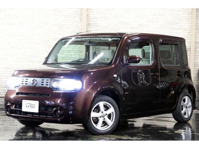 日産 15X FOUR Mセレクション 4WD ワンオーナ HID