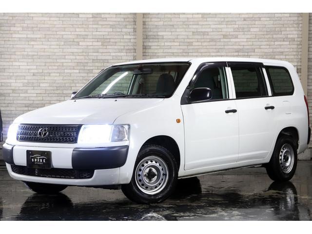 トヨタ DXコンフォートパッケージ 4WD 新HID 夏冬タイヤ