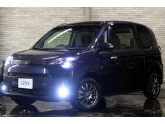 スペイドG 4WD 禁煙車 ワイドSDナビ Bカメラ 新4灯HID