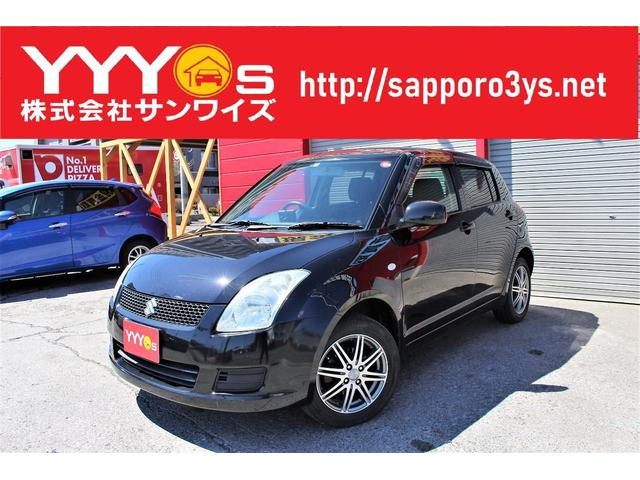 スズキ 1.3XG 寒冷地仕様 シートヒータ フルタイム4WD キーレス ETC スマートキー ABS AC CDオーディオ アルミ 電動格納ミラー Wエアバッグ