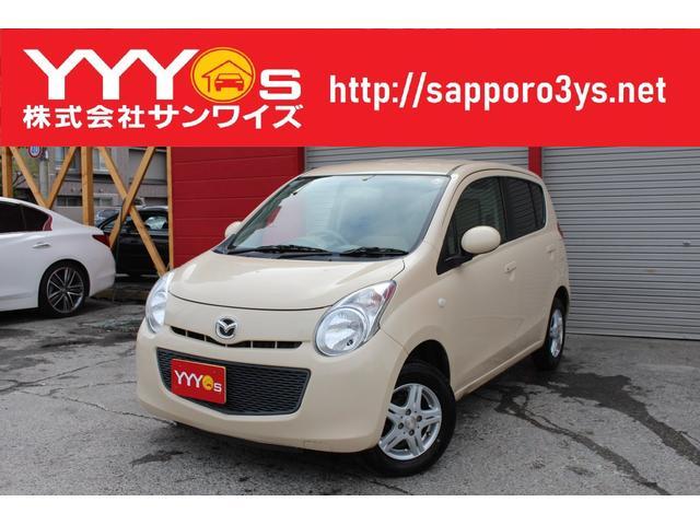 マツダ GS4 アルミ 4WD シートヒーター ABS CD スマートキ- キーフリー