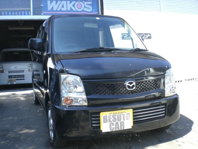 マツダ FX 4WD MT
