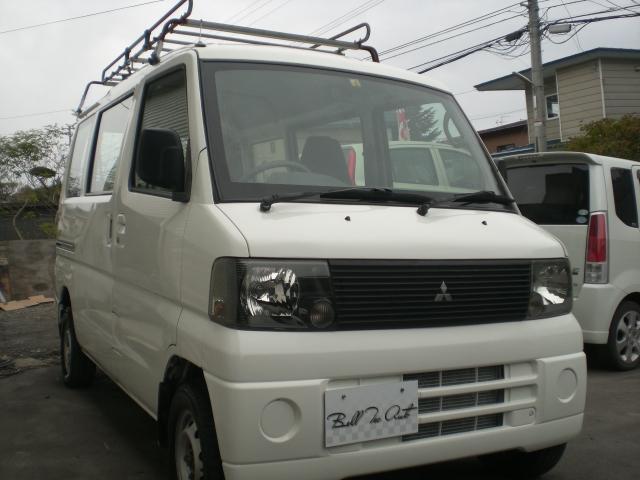 三菱 4WD AT