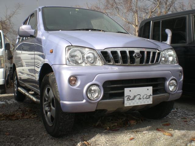 ダイハツ L 4WD MT