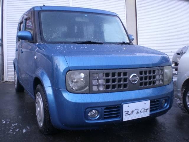 日産 4WD
