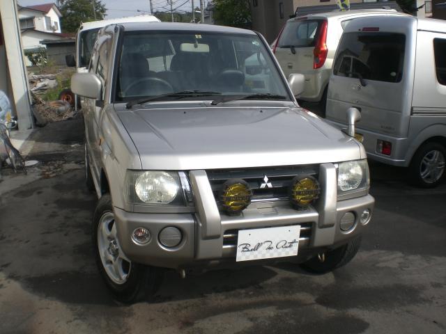 X 切り替え4WD キーレス 社外CDオーディオ(1枚目)