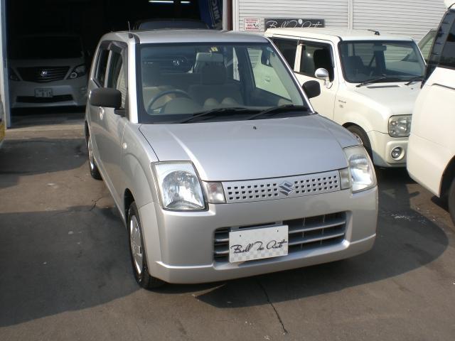 スズキ G 4WD MT キーレス CDオーディオ