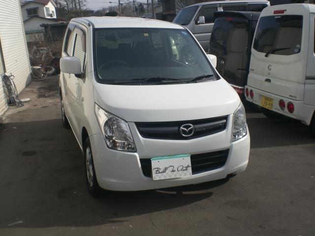 マツダ XG 4WD MT イモビ キーレス シートヒーター